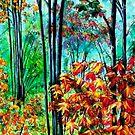 Autumn Mist by Ciska