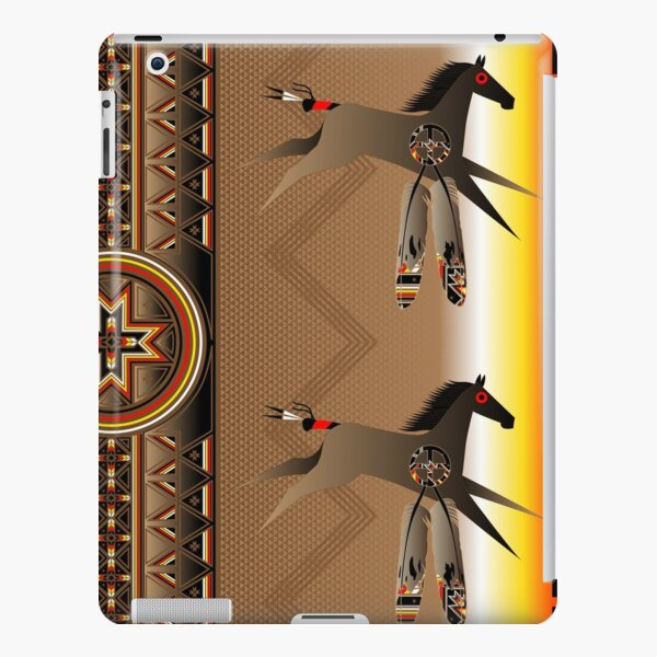 War Horse iPad Snap Case