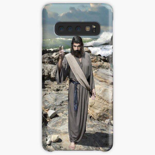 Jesus Christ: Go Your Faith Has Healed You Samsung Galaxy Snap Case