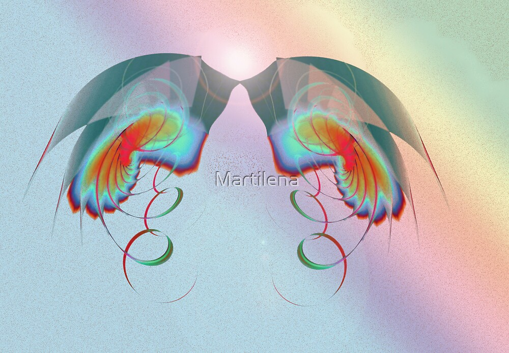 Rainbow Chaser by Martilena