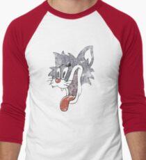 Patrick Hockstetter Cat Shirt Men's Baseball ¾ T-Shirt
