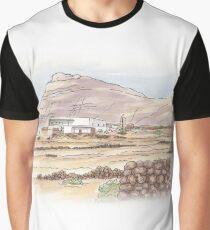 Villa at Hervideros - Lanzarote Graphic T-Shirt
