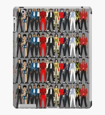 Outfits of Jackson LV iPad Case/Skin