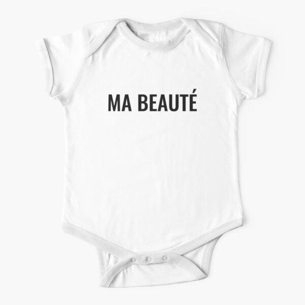Ma beauté Short Sleeve Baby One-Piece