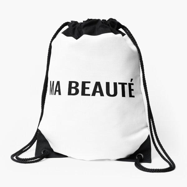 Ma beauté Drawstring Bag