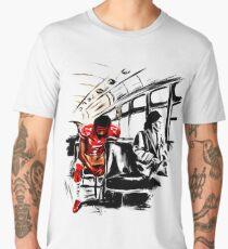 football Men's Premium T-Shirt