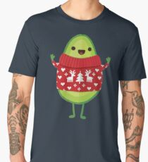 Avo Merry Christmas! Men's Premium T-Shirt