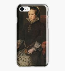 MORO, ANTONIO Utrecht, 1516 - Amberes , 1576 Mary Tudor, Queen of England, Second Wife of Philip II 1554 iPhone Case/Skin