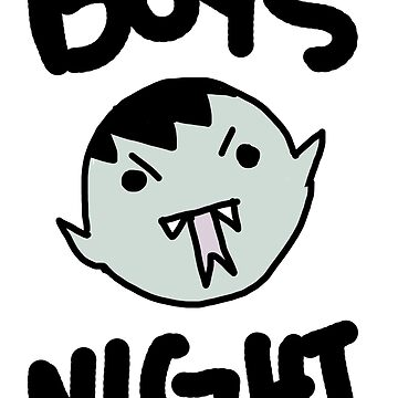 F&C - Boys Night, Marshall Lee version by jwalkingdesigns