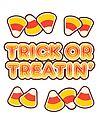 Trick Or Treatin' | Retro Spooky by retroready