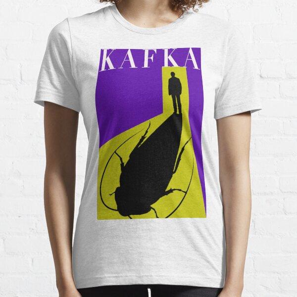 Franz Kafka | Metamorfosis Camiseta esencial