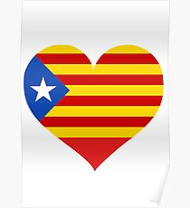 Catalan Lover Poster