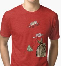 Going Party Doodle Tri-blend T-Shirt