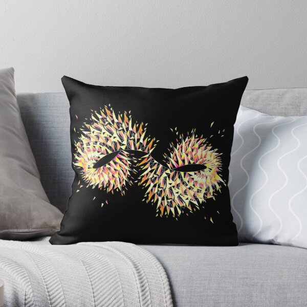 Hemicrania Reflection Throw Pillow