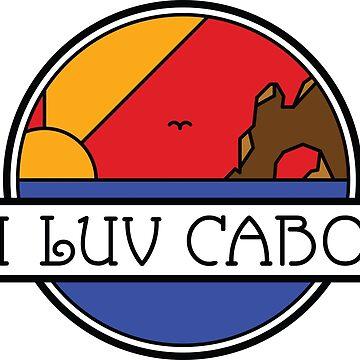 I Luv Cabo by CaboSherwood