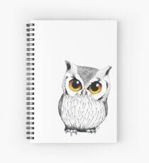Hoot, Hoot Too! Spiral Notebook