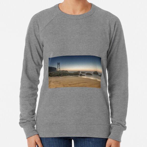 Redhead Beach Shark Tower Lightweight Sweatshirt