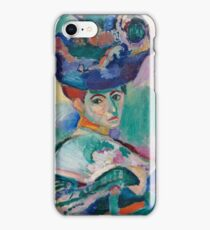 Woman with a Hat -  Henri Matisse iPhone Case/Skin