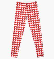 Heart emoji Leggings