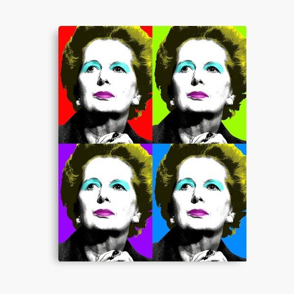 Maggie Monroe x 4 Canvas Print