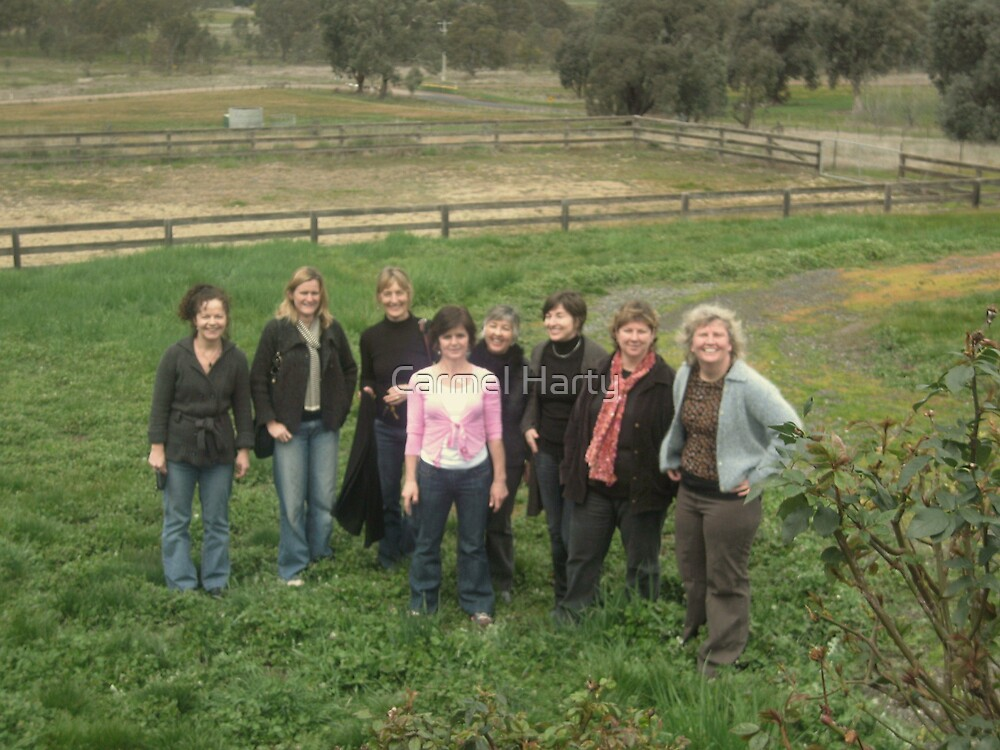 Where have all the farmers gone?? by Carmel Harty