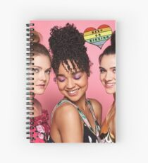 THE BOLD TYPE!  Spiral Notebook