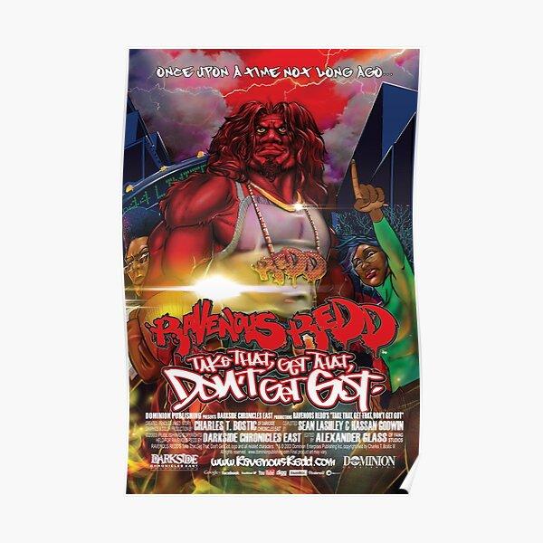 Ravenous Redd: Attack on Da' City Poster