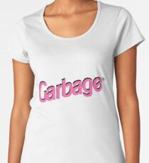 Garbage  Women's Premium T-Shirt
