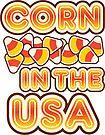 Corn In The USA | Retro Spooky by retroready