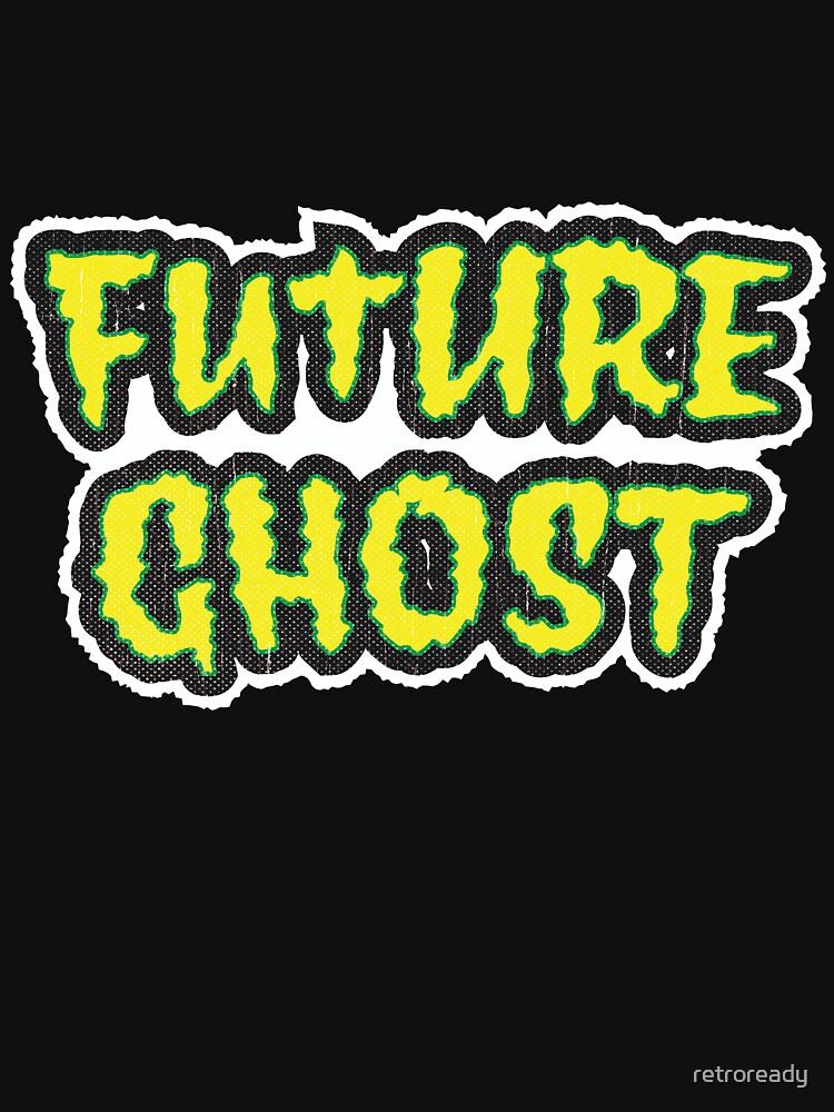 Future Ghost | Retro Spooky by retroready