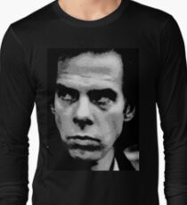 Cave Engraving Tribute Long Sleeve T-Shirt