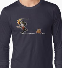 Let's explore together ! T-shirt manches longues