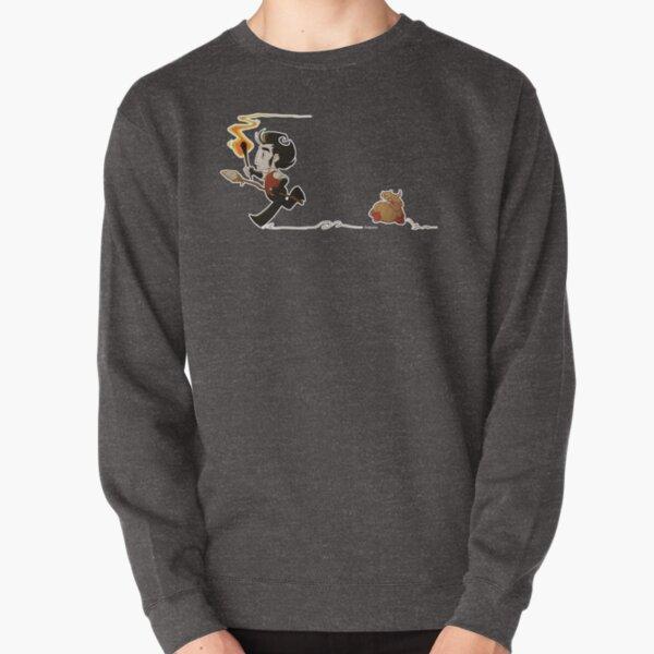 Let's explore together ! Sweatshirt épais