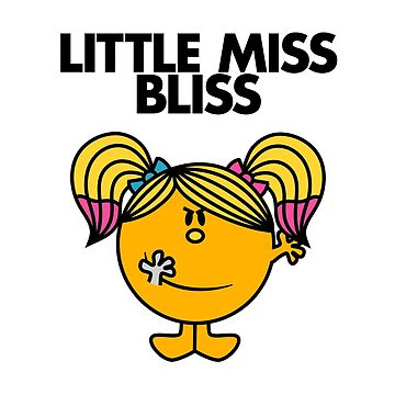 Little Miss Bliss by dovpanda