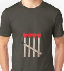 light my fire Unisex T-Shirt
