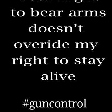 Gun Control by 1termtony