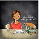 Teacher coffee 10  by cardwellandink
