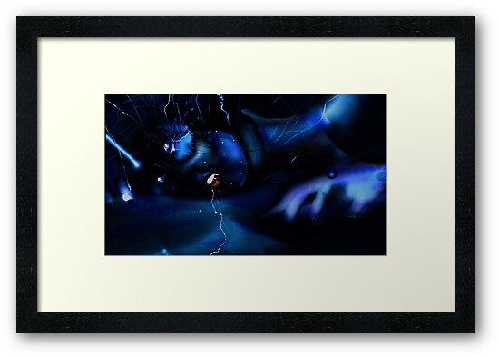 Blue Machine by Grant Wilson