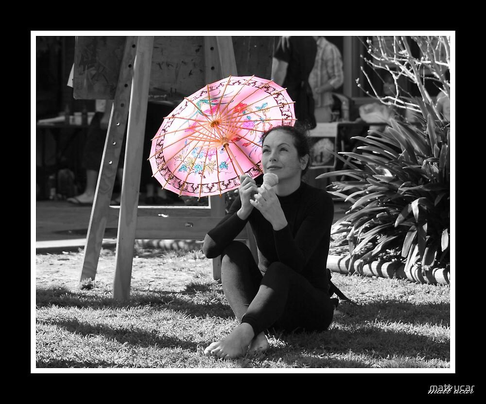 umbrella by matt ucar
