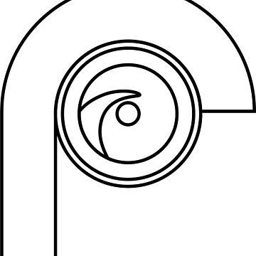 Remote Logo Frame by RemoteSkate