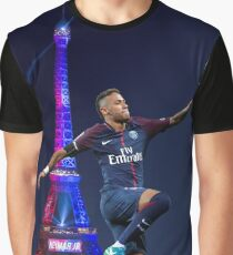 neymar PSG - hop Graphic T-Shirt