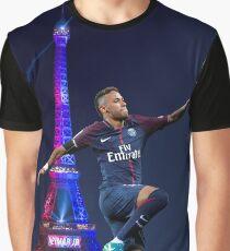 neymar PSG - hop Graphic T-Shirt