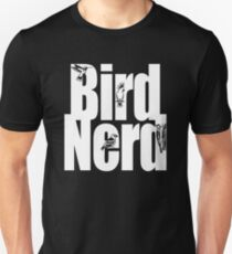 Bird Nerd Birdwatcher T-Shirt