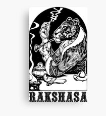 AD&D: Rakshasa Canvas Print