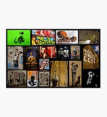 Banksy & Friends Photographic Print
