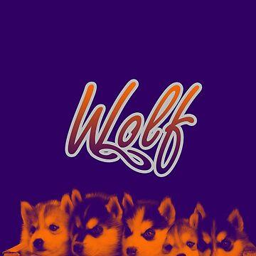 Wolf Husky 3 by kmpesino