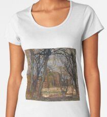 Piet Mondrian - Spring Sun Women's Premium T-Shirt