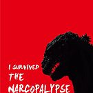 I survived the Narcopalypse by Michael Cuneo