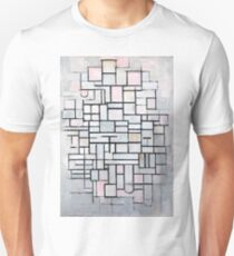 Piet Mondrian - Composition No.IV, 1914 T-Shirt