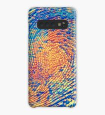 Abstract Wave Case/Skin for Samsung Galaxy